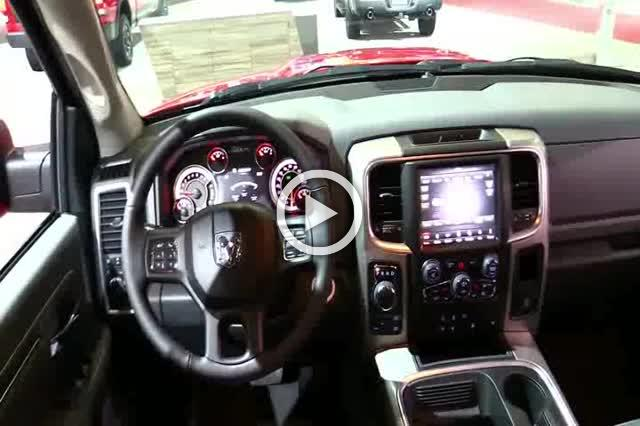 RAM 1500 Exterior and Interior Walkaround Part II