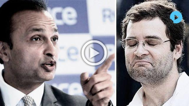 Reliance Threatens To Sue,  Rahul Gandhi Shrugs It Off