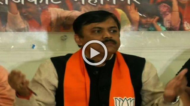Rahul Is Following Aurangzeb, Alauddin Khilji In Gujarat – BJP
