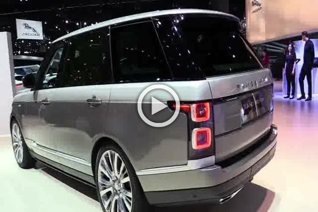 Range Rover SV Autobiography Exterior Walkaround Part II