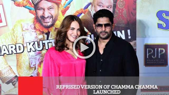 Reprised Version Of Chamma Chamma Launched