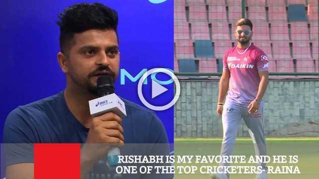 Rishabh Pant's,Indian Premier League,Suresh Raina,Delhi Daredevils'