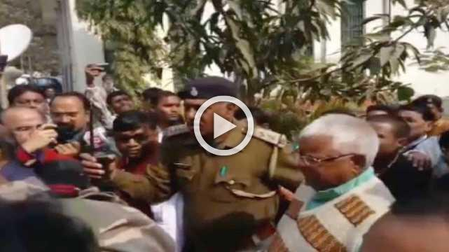 RJD Supremo Lalu Prasad Yadav Convicted In Third Fodder Scam