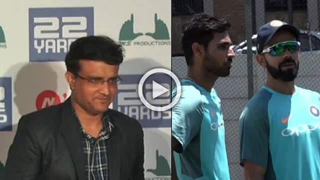 Sourav Ganguli Unhappy With Virat Kohli After Winning ODI Series