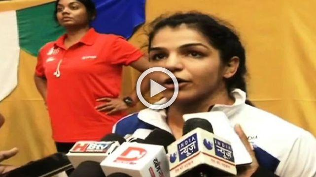 Sakshi Malik Wants To Emulate Sushil Kumar's Olympic Achievement