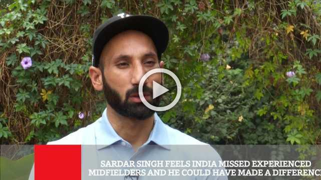 Sardar Singh Feels India Missed Experienced Midfielders And He Could Have Made A Difference