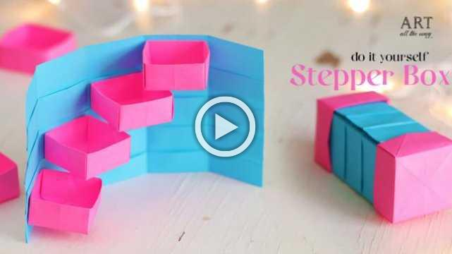 DIY Stepper Box