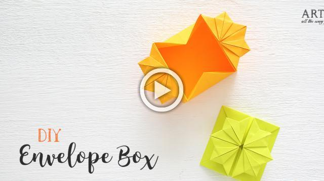 Origami Box & Envelope