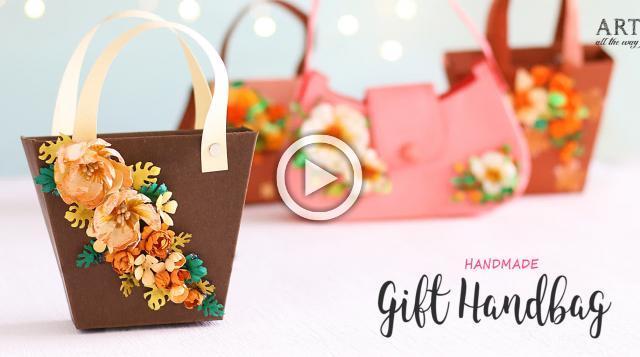 DIY Gift Handbag