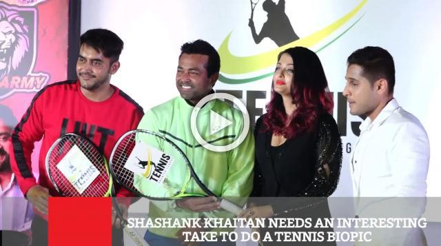 Shashank Khaitan Needs An Interesting Take To Do A Tennis Biopic