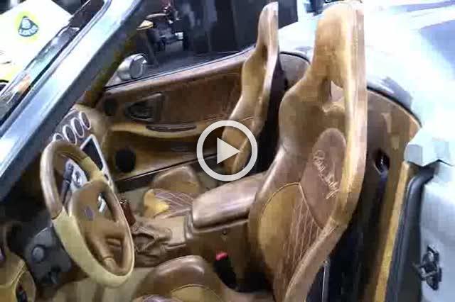 Shelby Series II Aluminium Body Super Car Walkaround Part II