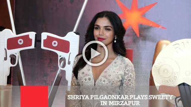 Shriya Pilgaonkar Plays Sweety In Mirzapur