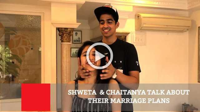Shweta & Chaitanya Talk About Their Marriage Plans