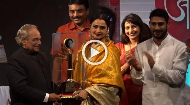 Smita Was A Far Better Actor Than Me Says Rekha