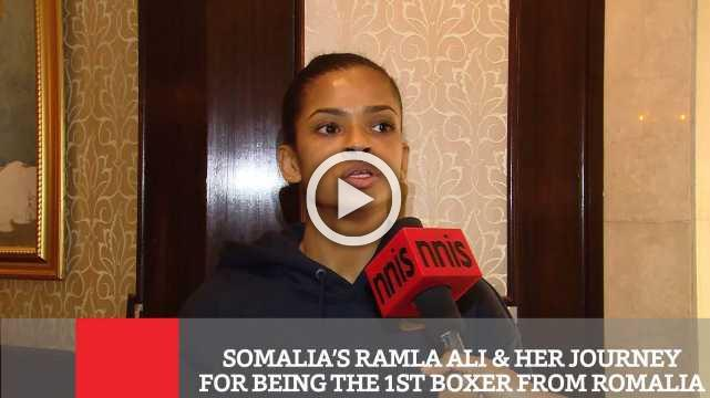 Somalia's Ramla Ali & Her Journey For Being The 1st Boxer From Romalia