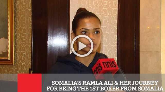 Somalia's Ramla Ali & Her Journey For Being The 1st Boxer From Somalia
