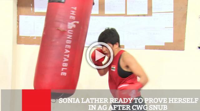 Sonia Lather Ready To Prove Herself In AG After CWG Snub