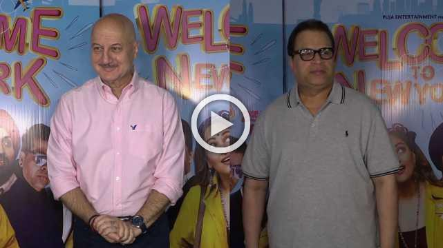 Special Screening of 'Welcome to New York' Held