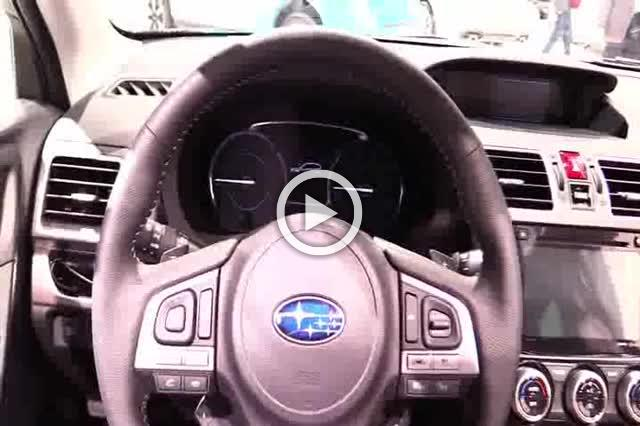 Subaru Forester XT Exterior and Interior Walkaround Part I