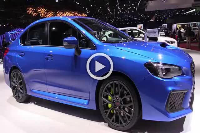 Subaru WRX STI Exterior and Interior Walkaround Part II