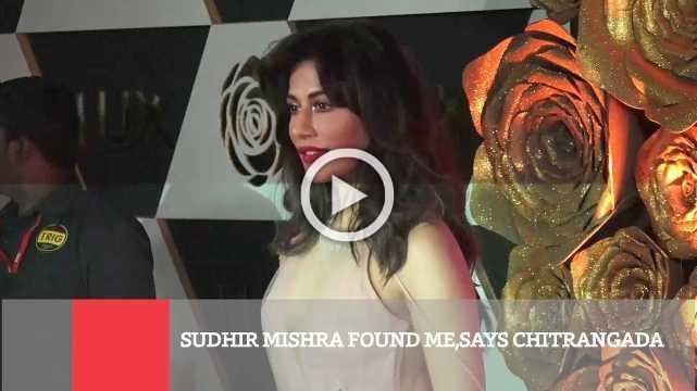 Sudhir Mishra Found Me,Says Chitrangada