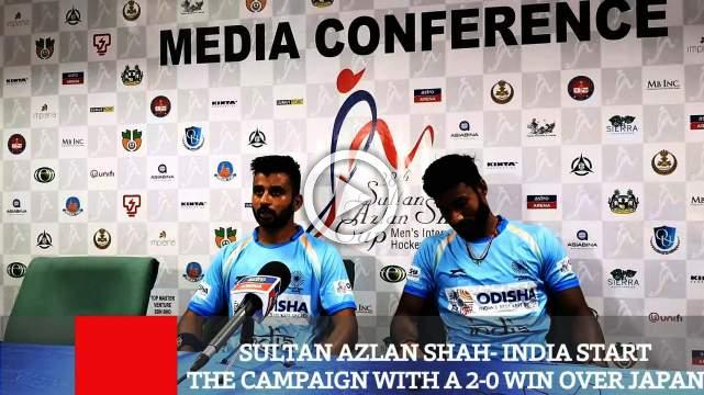 Sultan Azlan Shah- India Start The Campaign With A 2-0 Win Over Japan