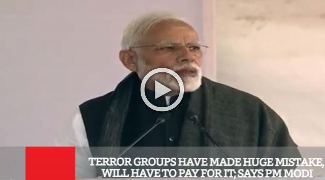 Terror Groups Have Made Huge Mistake, Will Have To Pay For It; Says PM Modi