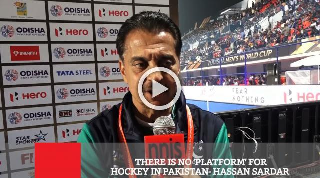 There Is No 'Platform' For Hockey In Pakistan- Hassan Sardar