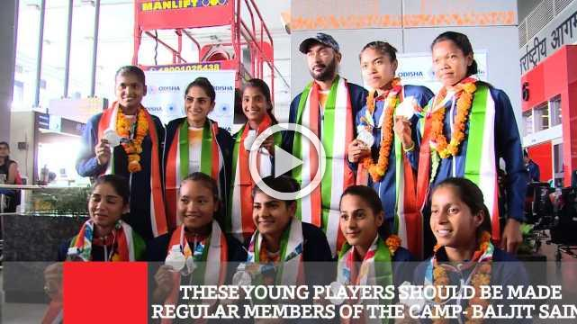 These Young Players Should Be Made Regular Members Of The Camp- Baljit Saini