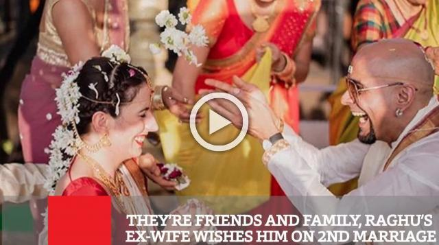 They're Friends And Family, Raghu's Ex Wife Wishes Him On 2nd Marriage