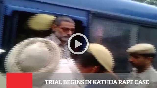 Trial Begins In Kathua Rape Case