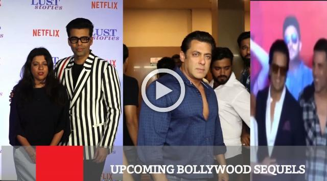 Upcoming Bollywood Sequels