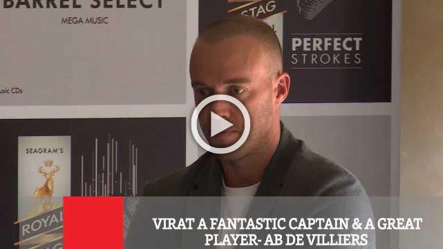 Virat A Fantastic Captain & A Great Player- Ab De Villiers