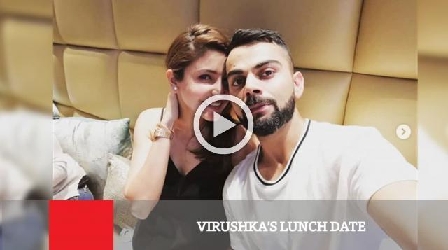 Virushka's Lunch Date