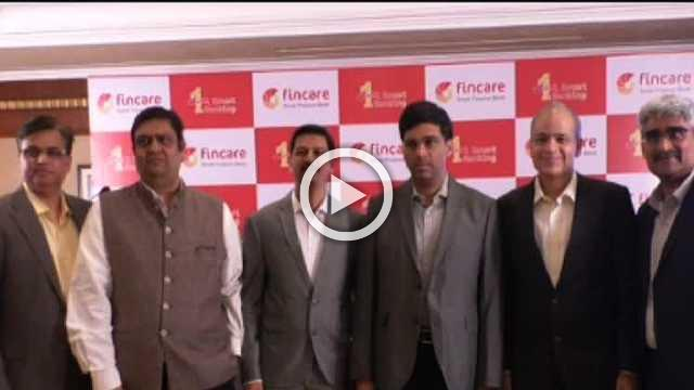 Vishwanathan Anand Embarked His Presence At The Fincare Small Finance Bank's First Anniversary