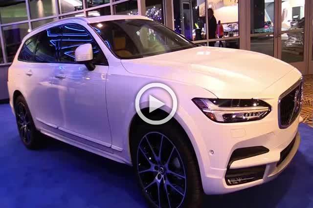 Volvo V90 Exterior Walkaround Auto Show