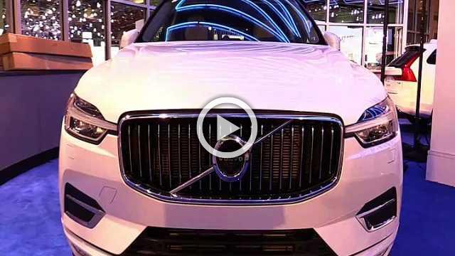 Volvo XC60 Exterior Walkaround Auto Show