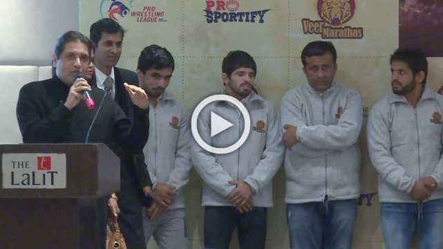Waiting To Fight Against Parveen Rana In PWL- Sushil Kumar