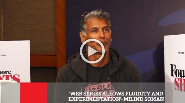 'Web Series Allows Fluidity And Experimentation'- Milind Soman