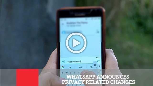 Whatsapp Announces Privacy Related Changes