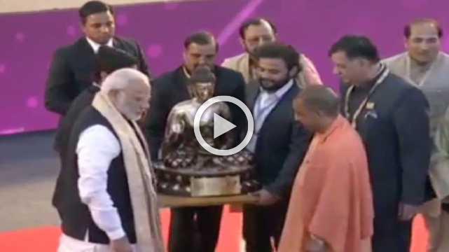 When Change Happens, It Is Visible, Says PM Modi