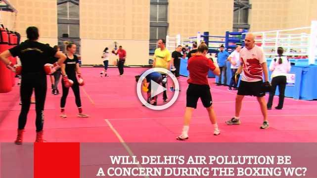 Will Delhi's Air Pollution Be A Concern During The Boxing Wc?