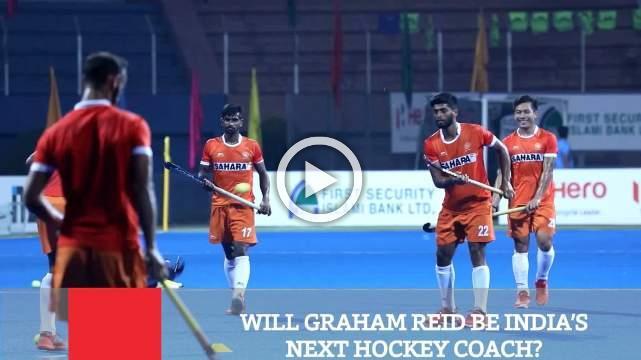Will Graham Reid Be India's Next Hockey Coach?