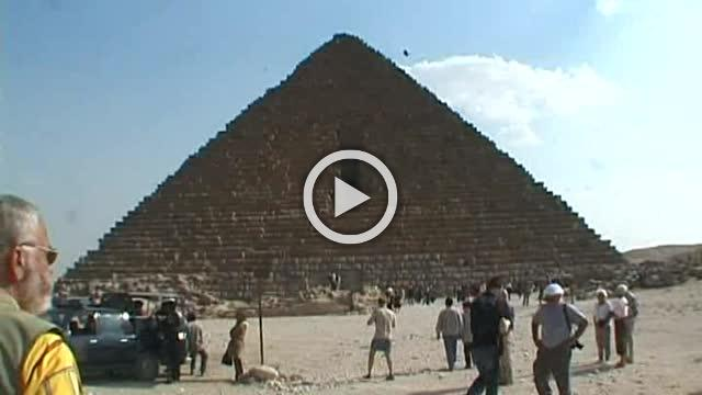 Wonder of the World Giza Egypt Part II