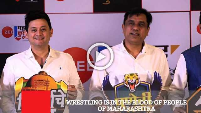 Wrestling Is In The Blood Of People Of Maharashtra