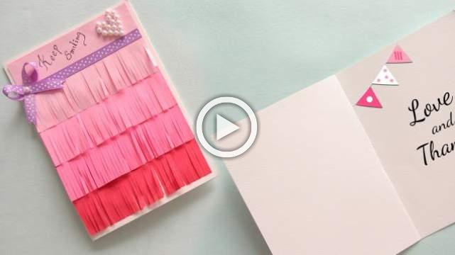 DIY Greeting Card