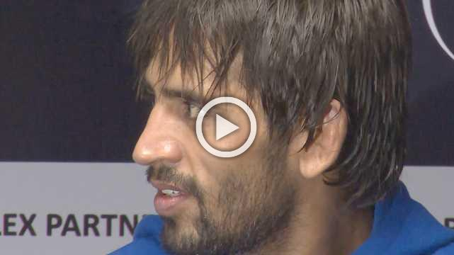 Yogeshwar's Dream Is To See Me Win An Olympic Medal- Bajrang