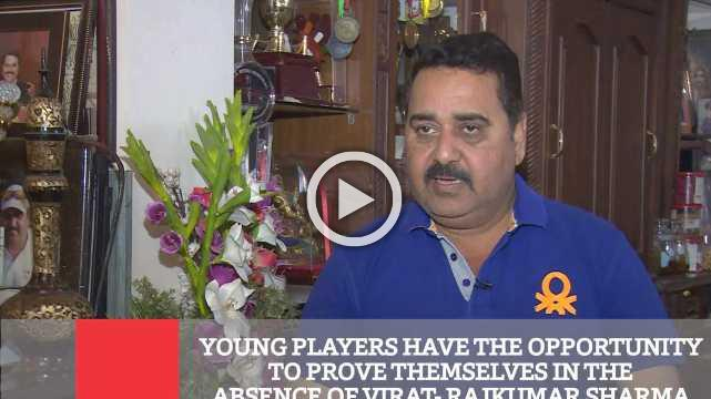 Young Players Have The Opportunity To Prove Themselves In The Absence Of Virat-Rajkumar Sharma