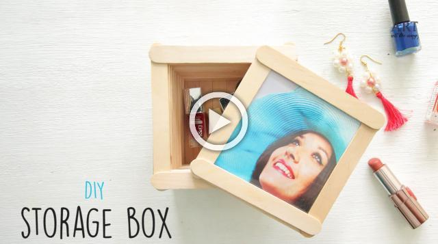 DIY Stroage Box