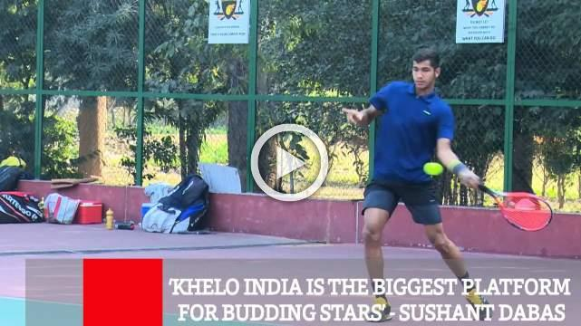 Khelo India Is The Biggest Platform For Budding Stars' - Sushant Dabas
